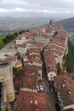 The City Of Frias Burgos, Spain Royalty Free Stock Images