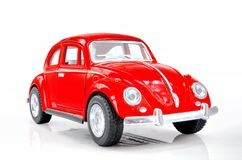 The Classic German Car Of 50-70 Years Of The 20th Century On A W Royalty Free Stock Images