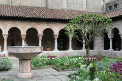 Free The Cloisters In New York City Royalty Free Stock Photos - 91552568