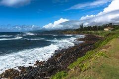 Free The Coast Along Kapaa, Kauai, Hawaii Stock Photos - 131991413