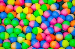 The Colorful Easter Eggs Royalty Free Stock Photography