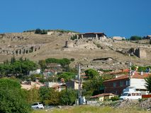 Free The Community In The Ancient City Of Pergamum In The Acropolis Area. Royalty Free Stock Images - 137318719