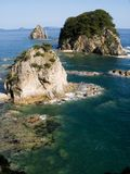 The Cormorant Rocks Royalty Free Stock Photo