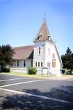 The Corner Church Royalty Free Stock Image