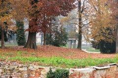 The Countryside In Cremona, Italy. Santa Maria Del Campo Stock Photo