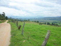 Free The Countryside Of Boyaca, Colombia Stock Image - 94943161