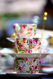 The Cups And Pots Royalty Free Stock Images