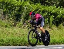 Free The Cyclist Michal Kwiatkowski - Tour De France 2019 Stock Images - 191883634