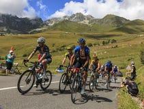 Free The Cyclist Peter Sagan - Criterium Du Dauphine 2020 Stock Photography - 193506162