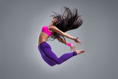 Free The Dancer Royalty Free Stock Photo - 28857335