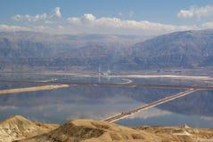 The Dead Sea Vew Stock Photos