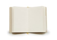 The Diary Royalty Free Stock Photography