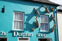 Free The Dolphin Shopfront In Dingle Stock Images - 122621184