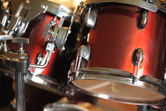Free The Drum Kit Detailed Stock Photo - 14382770