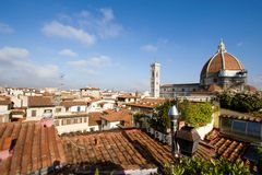 The Duomo (wide Angle) Royalty Free Stock Image