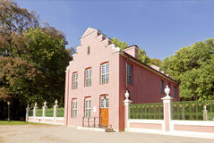 The Dutch House In Estate Kuskovo , Moscow, Stock Image