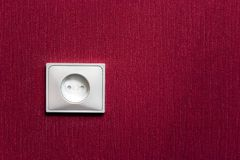 The Electric Socket Stock Image