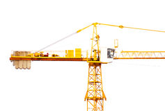 Free The Elevating Crane Royalty Free Stock Images - 4611149