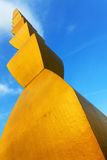 The Endless Column Of Constantin Brancusi Stock Photos