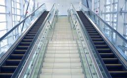 The Escalator Stock Image