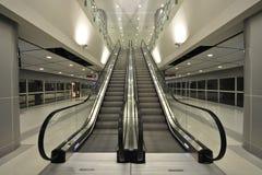 The Escalator Moving Stock Photos