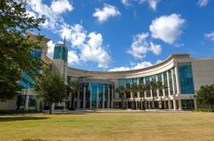 Free The Exterior University Of Central Florida College Of Medicine Royalty Free Stock Photo - 182167595