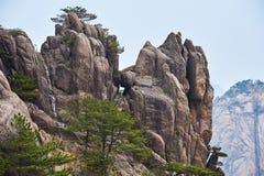 Free The Fantastic Rock Peaks Stock Images - 69563254