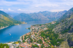 Free The Fjord Of Montenegro Royalty Free Stock Photos - 44174068