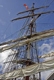 The Foremast Royalty Free Stock Images