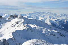 The French Alps Royalty Free Stock Images