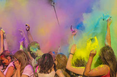 Free The Fun Of Colors Royalty Free Stock Photo - 74609775