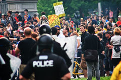 Free The G20 Protector Gathering Royalty Free Stock Images - 14902209