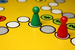 The Game 2 Royalty Free Stock Image