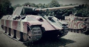 Free The German WW2 Panzer V Panther Tank Royalty Free Stock Photos - 150194828