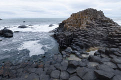 The Giants Causeway, Northern Ireland Stock Photography