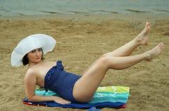 Free The Girl On A Beach Stock Photos - 20535443