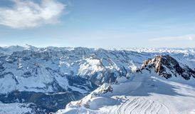 The Glacier – Freedom At 3,000 Metres, Skiing Resort.