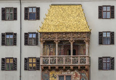 Free The Golden Roof Of Innsbruck In Austria Stock Photography - 31558392