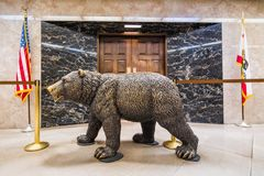 Free The Governor`s Office In The California Capitol State Building Royalty Free Stock Images - 130744159