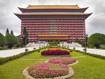 The Grand Hotel (Taipei) Royalty Free Stock Images