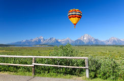 Free The Grand Teton National Park Royalty Free Stock Image - 6992986