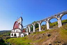 Free The Great Laxey Wheel - Isle Of Man Stock Photography - 26669942