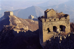 Free The Great Wall Royalty Free Stock Photos - 4771128