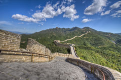Free The Great Wall Of China Royalty Free Stock Image - 21471286