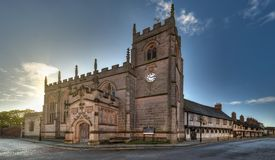 Free The Guild Chapel In Stratford-upon-Avon, United Kingdom Stock Photo - 162173360