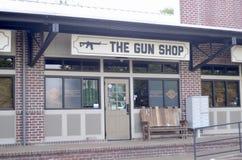 Free The Gun Shop, Hernando, Mississippi Royalty Free Stock Photo - 118666135