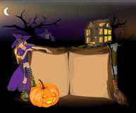 The Halloween Royalty Free Stock Image