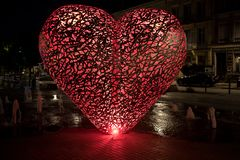 Free The Heart Of Troyes Royalty Free Stock Photography - 133337957