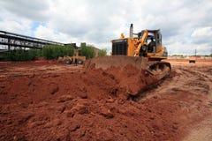 The Heavy Building Bulldozer