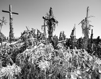 Free The Hill Of Crosses Royalty Free Stock Images - 20144469